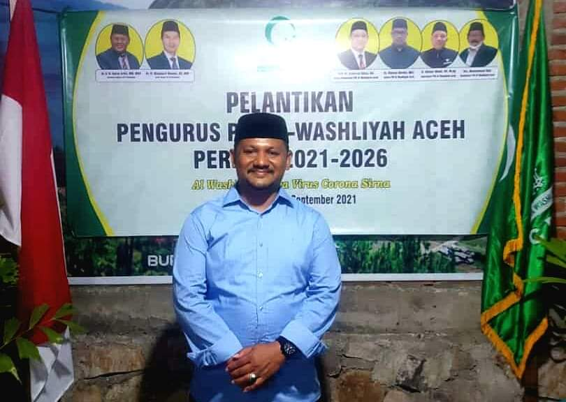 Kadisdikbud Aceh Besar Ketua Majelis Pendidikan PW Al-Washliyah Aceh