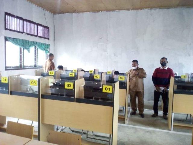 Pelaksanaan ANBK Aceh Besar Lancar